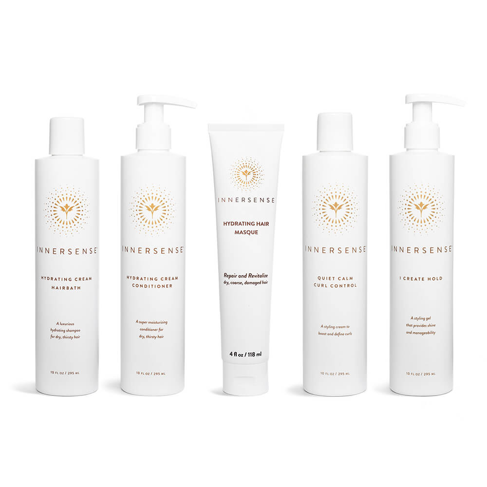 Innersense Organic Beauty Renew Texture Hair Ceremony